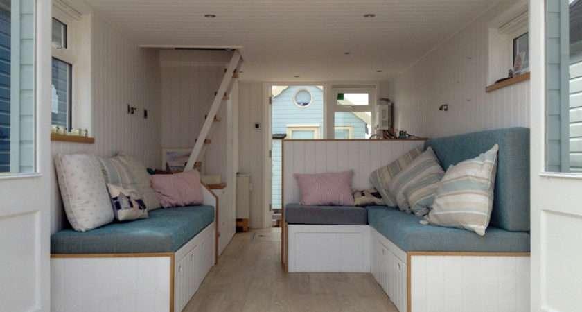 Mudeford Beach Hut Interior Design Ecologic