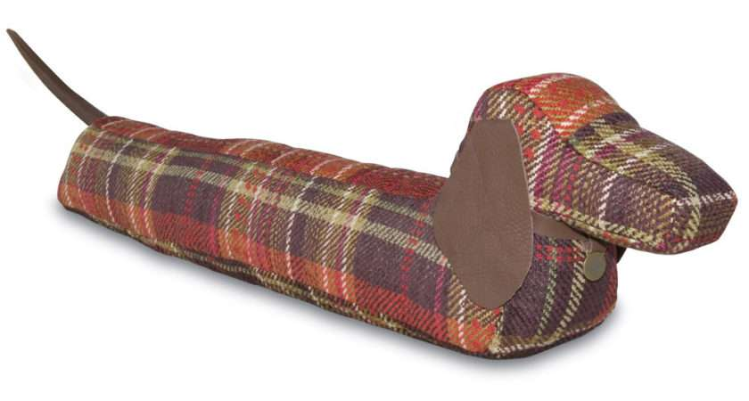 Mulberry Home Hamish Dachshund Draught Excluder Amara