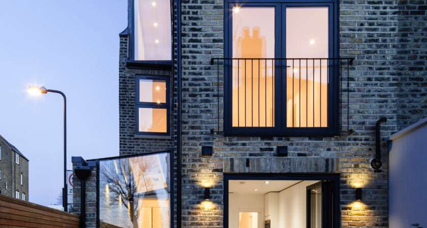 Mulroy Architects Extends Edwardian Home North London
