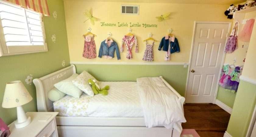 Multifunctional Little Girl Room Small Space Hgtv