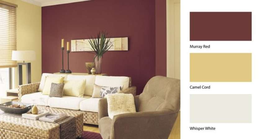 Murray Red Breathe New Life Into Your Living Room Dulux Paint