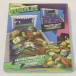 Mutant Ninja Turtle Single Duvet Sets Please Note Bid
