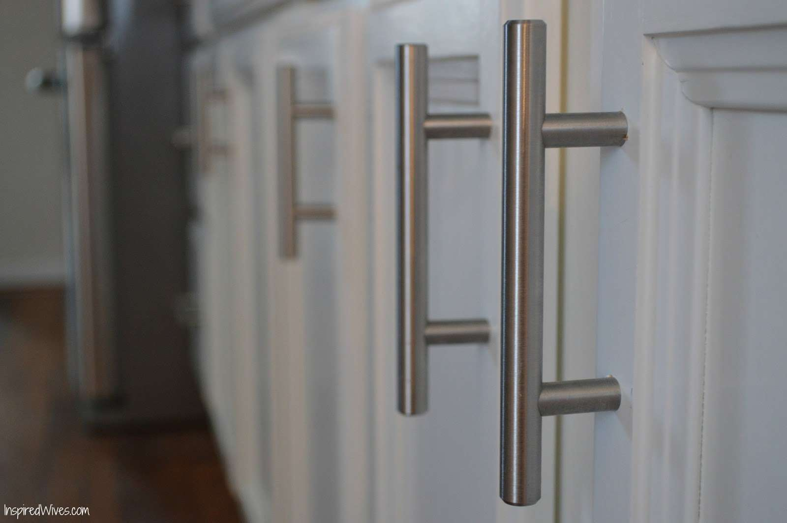 Name White Kitchen Cabinet Hardware Holes Your