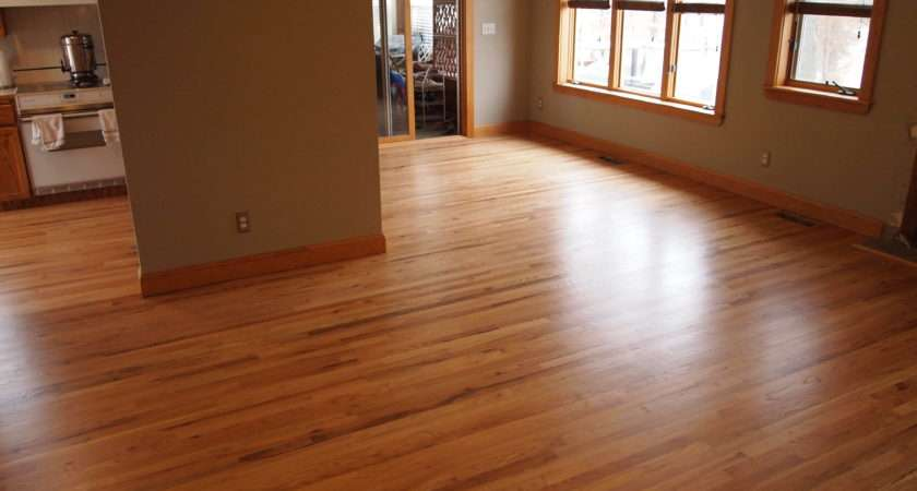 Natural Accent Hardwood Floors
