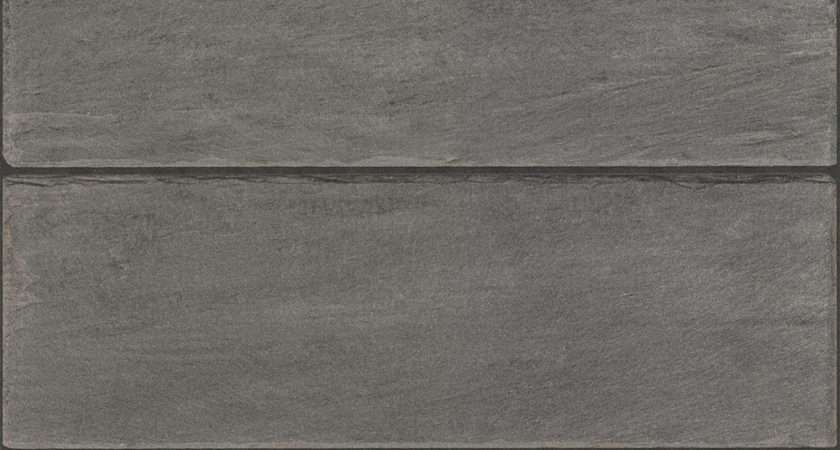 Natural Mid Grey Slate Effect