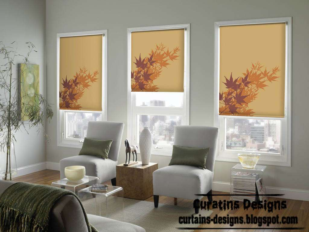 Natural Panel Curtain Valence Small Windows Yellow