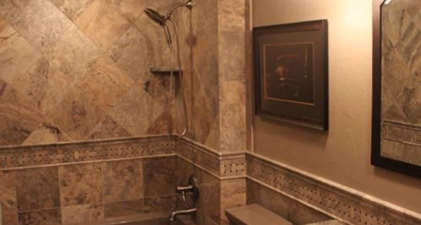 Natural Stone Bathroom Design Ideas Remodel Houzz