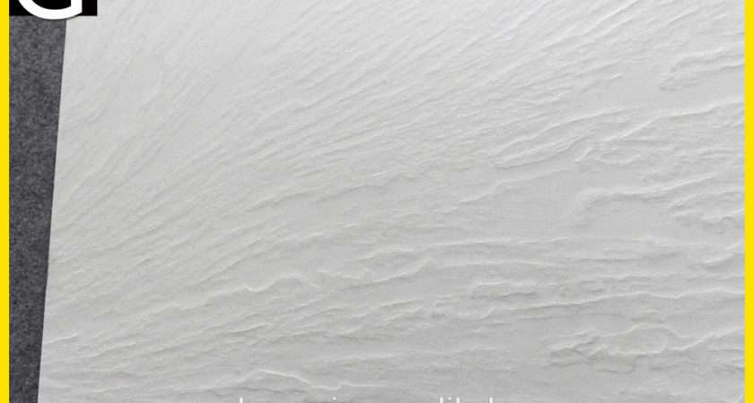 Natural White Stone Non Slip Square Rustic Porcelain Floor Tile