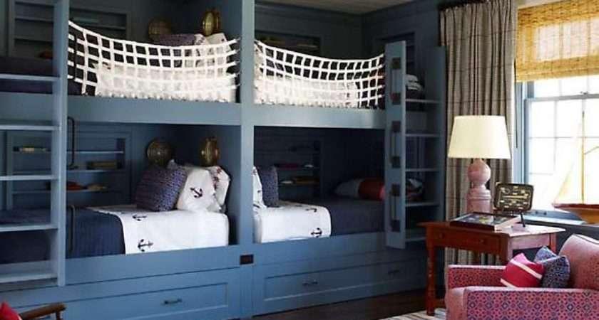 Nautical Themed Boy Room Traditional