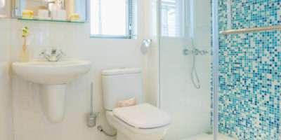 Neat Space Saving Framed Shower Doors Perfect Bathrooms
