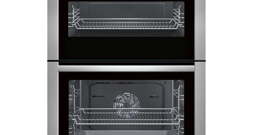 Neff Built Double Oven Stainless Steel