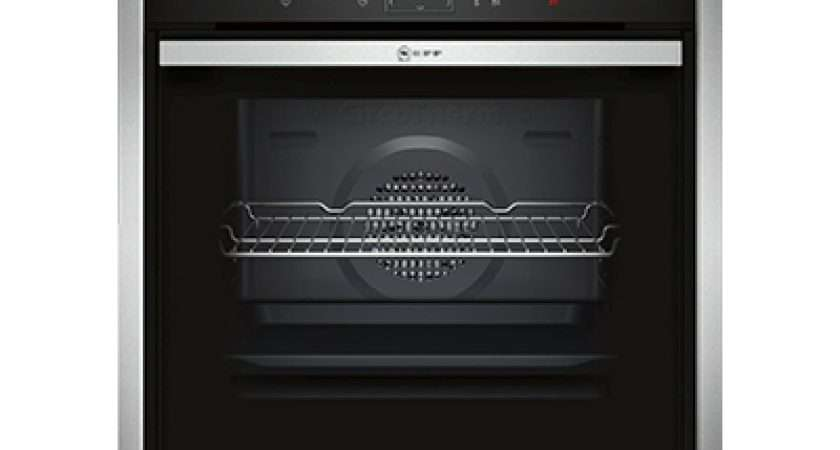 Neff Built Single Oven Electric Stainless