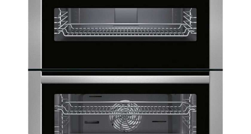 Neff Double Built Under Electric Oven