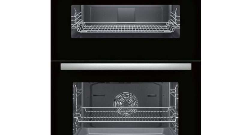 Neff Electric Double Oven Stainless Steel