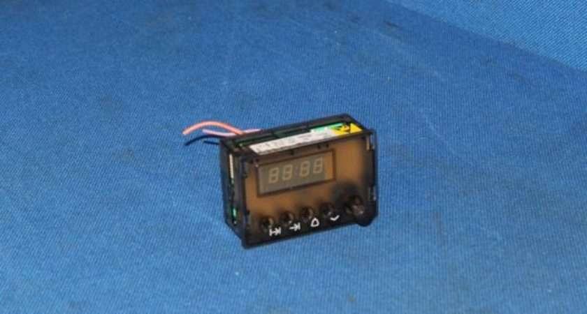 Neff Oven Timer Display Clock Cooker Ebay