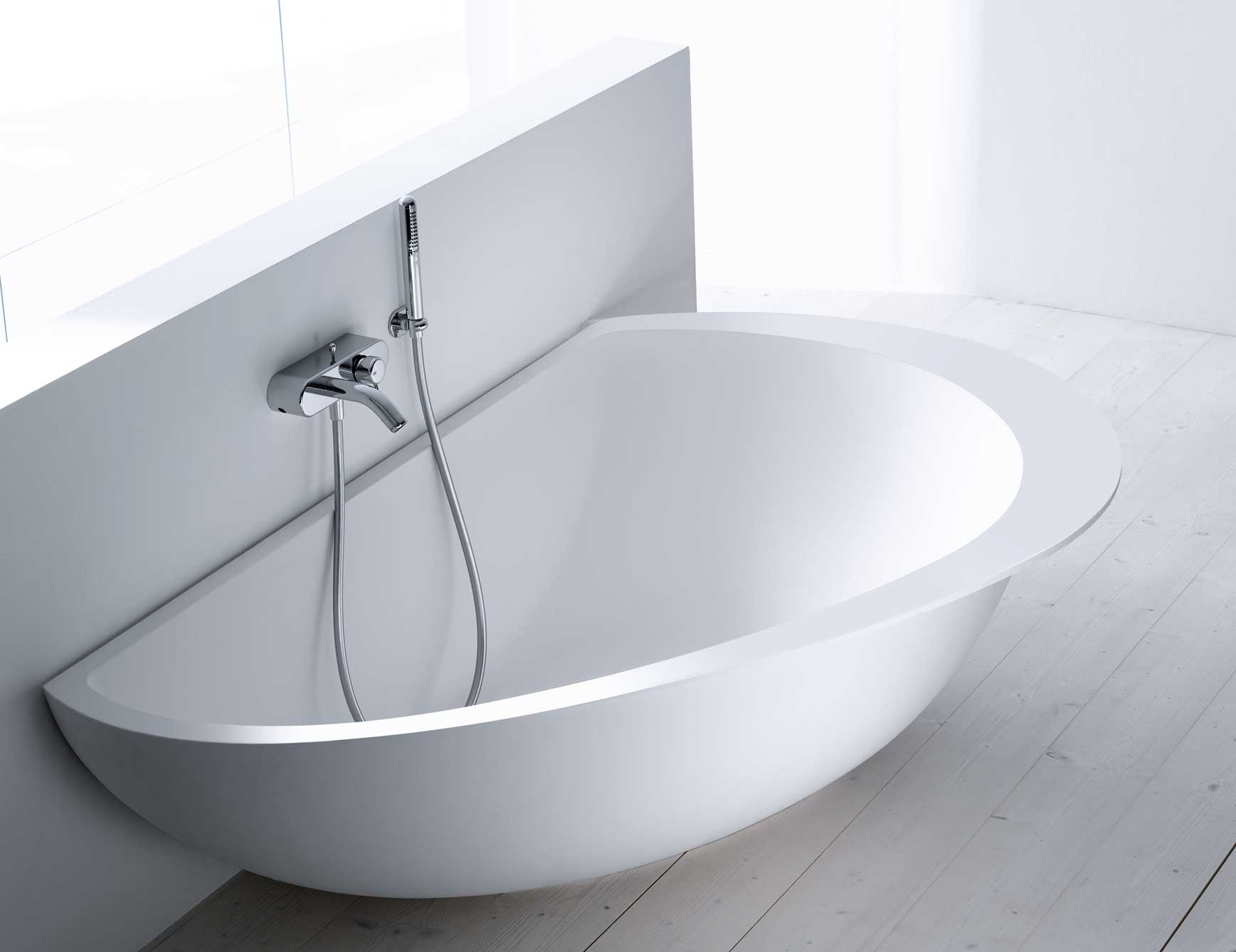 Nella Vetrina Vov Mastella Vanity Party Luxury Italian Bathtub