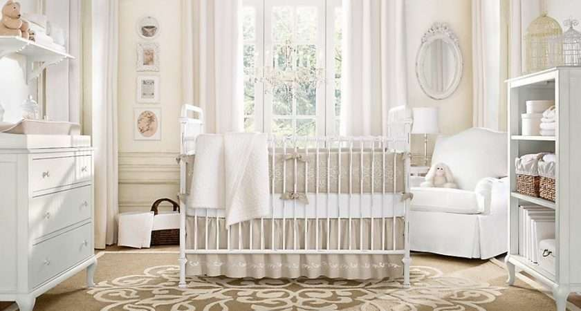 Neutral Color Baby Room