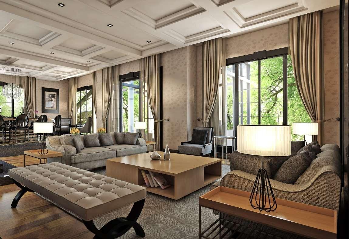 Neutral Decor Interior Design Ideas