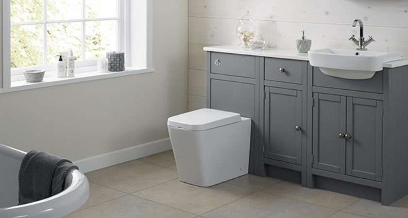 New Charlestone Fitted Furniture Bathrooms