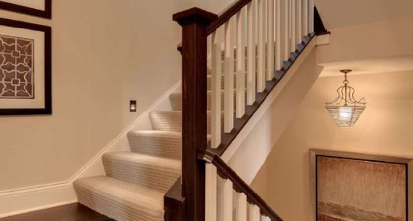 New Craftsman Style Staircase