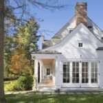 New England Farm House Ken Vona Construction