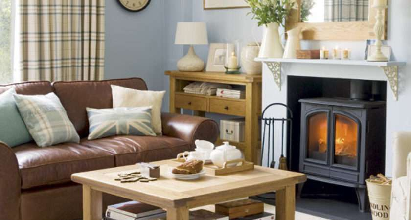 New Home Interior Design Traditional Living Room