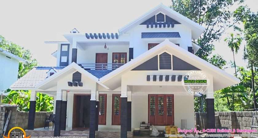 New House Plans Starts Here Kerala Home Design