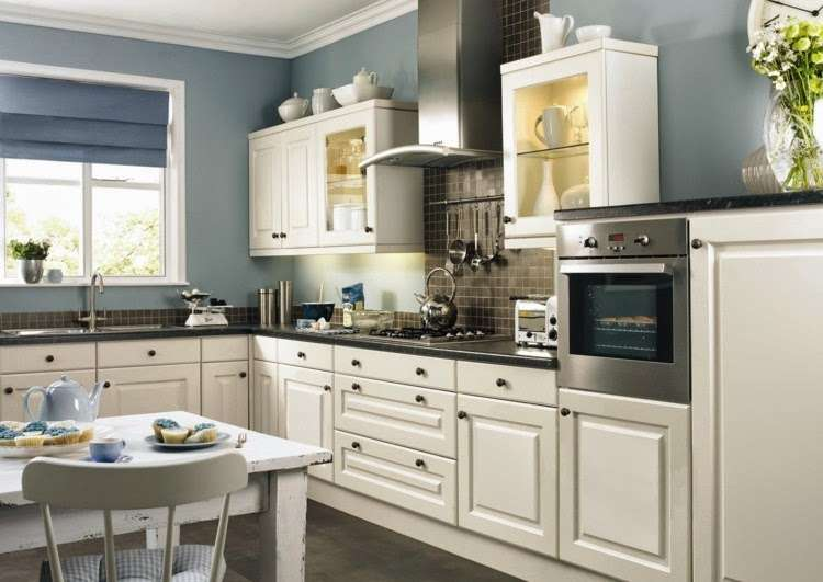 New Ideas Modern Colors Kitchen Walls