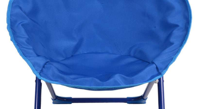 New Kids Childrens Blue Moon Chair Sear Indoor