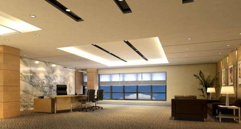 New Office Interior Design House