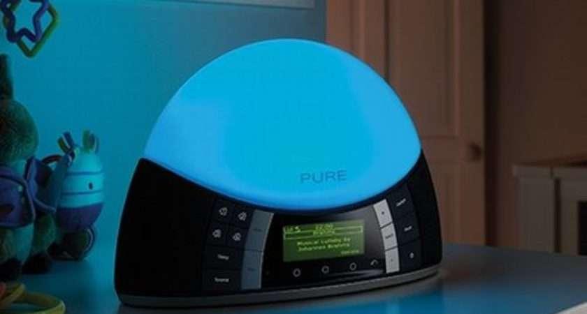 New Pure Twilight Digital Alarm Clock Gadget Gadgets Blog