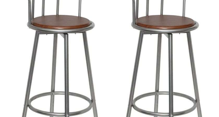 New Set Bar Stools Breakfast Kitchen Stool