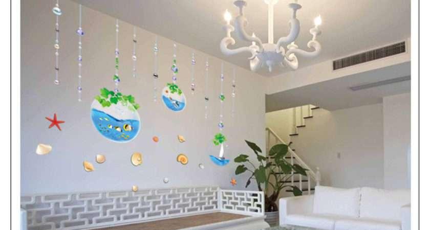 New Waterproof Glass Bathroom Tile Wall Stickers Home Decor
