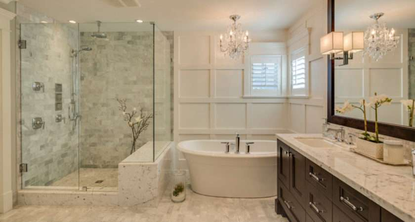 New West Classic Traditional Bathroom Vancouver