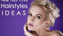 New Year Eve Hairstyles Ideas
