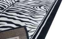 New Zebra Skin Rug Innovative Rugs Design