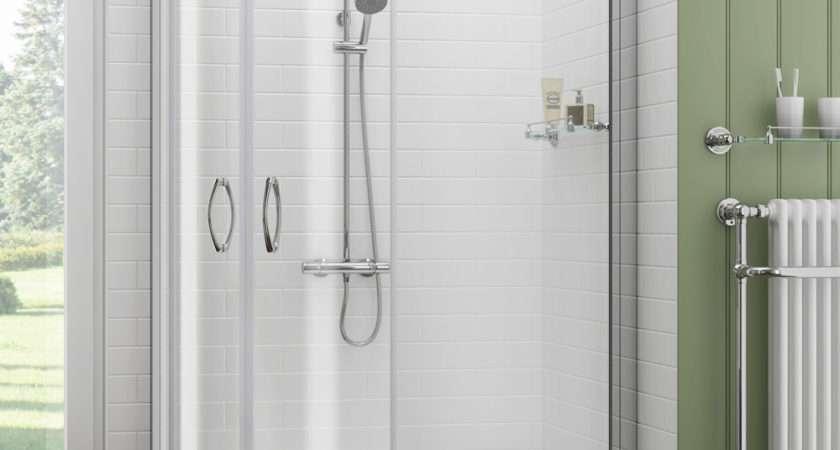 Newark Offset Quadrant Shower Enclosure Only Various