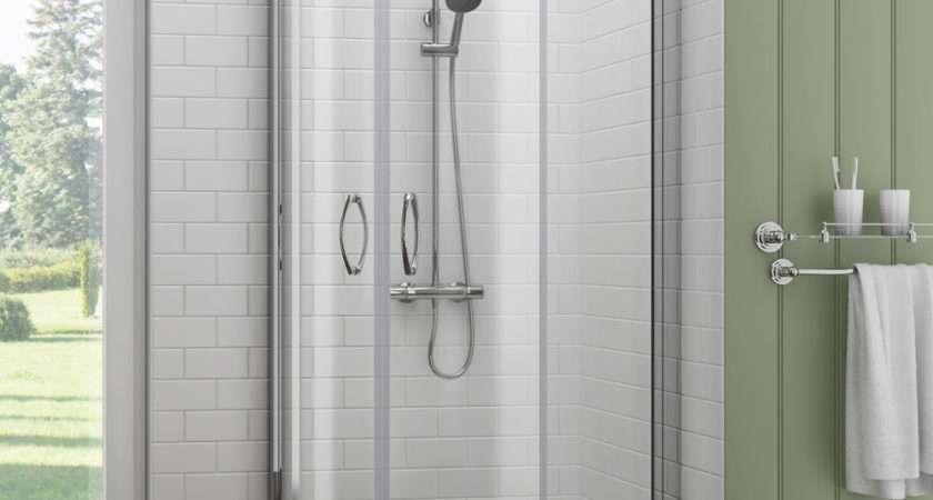 Newark Small Quadrant Shower Enclosure