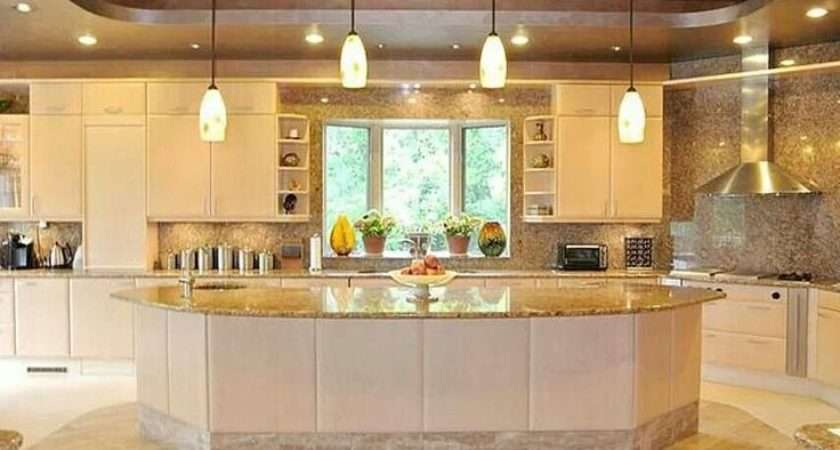Nice Big Kitchen Home Pinterest Kitchens