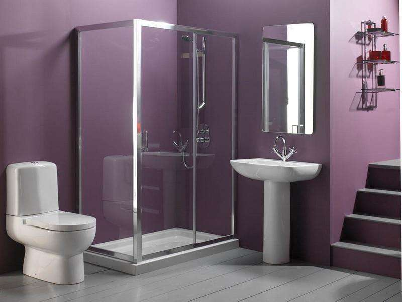 Nice Decorated Bathrooms Pics Cabin Bathroom
