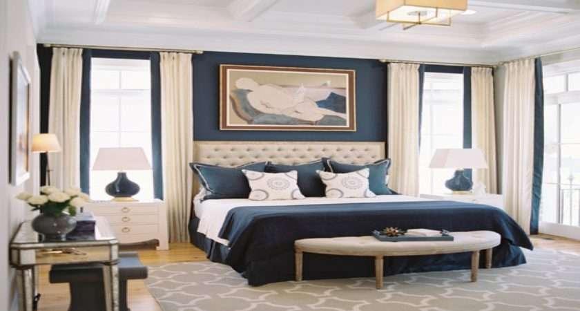 Nice Homes Interior Coral Navy Blue