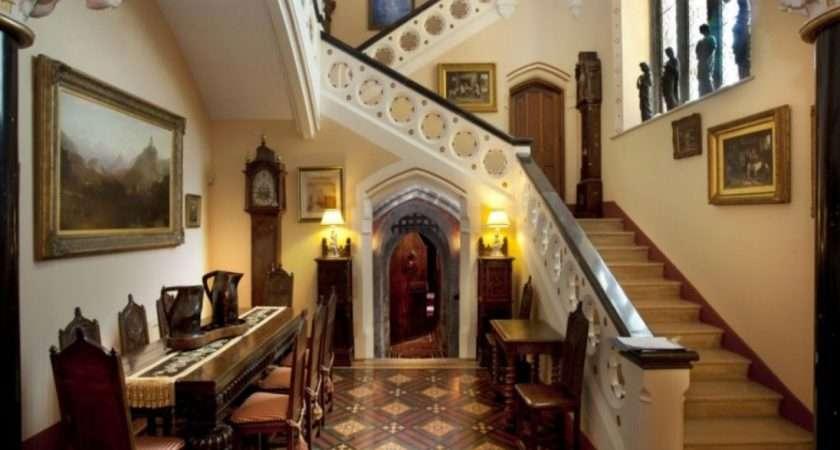 Nice House Inside Victorian Interior