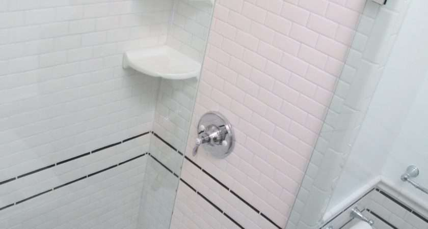 Nice Ideas Vintage Bathroom Tile Design