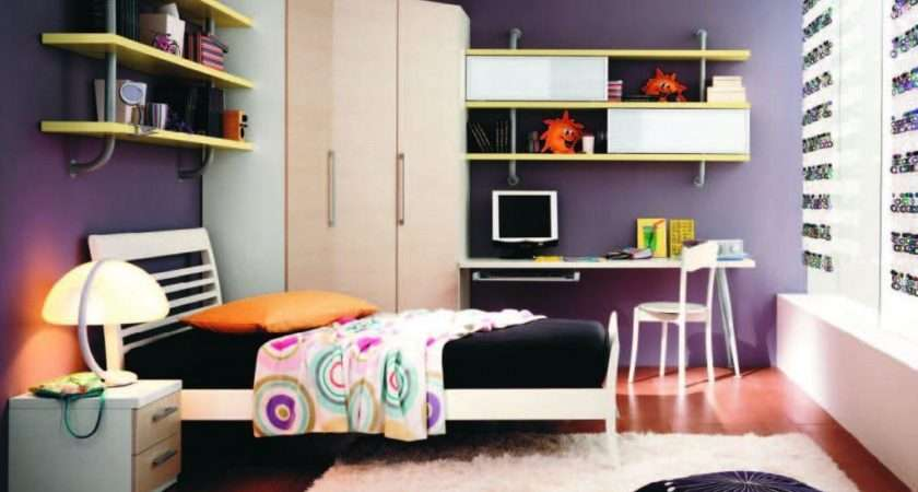 Nice Small Teenage Bedrooms Modern Teens Bedroom Design Ideas