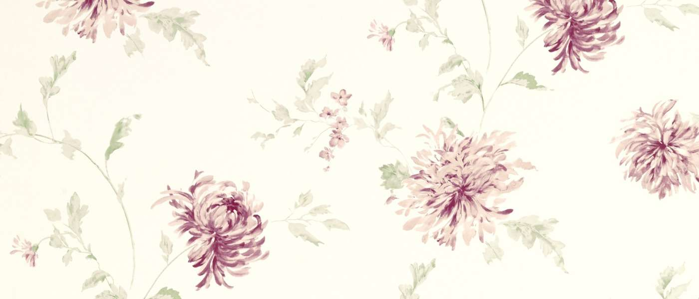 Ninette Berry Pink Floral Laura Ashley