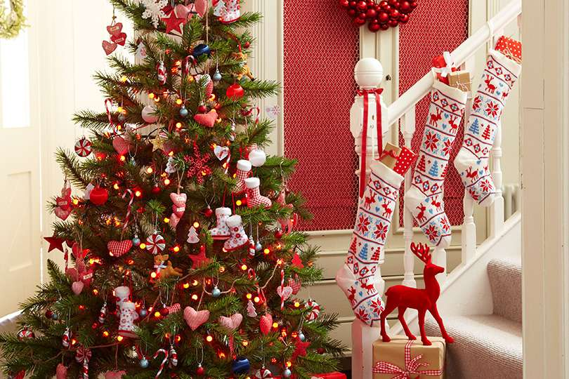 Nordic Ify Your Home Traditional Christmas
