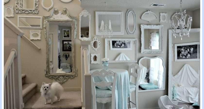 Not Shabby Chic More Mirrors
