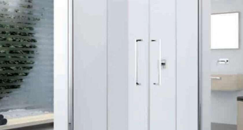 Novellini Young Folding Hinged Shower Doors