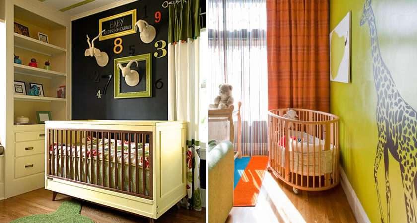 Nurseries Colors Decorations Ideas