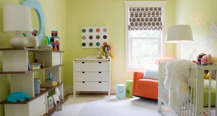 Nursery Color Schemes Options Ideas Hgtv